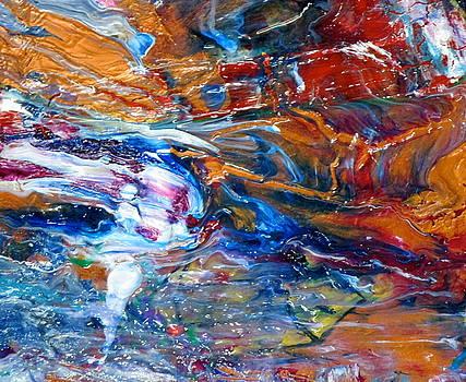 Go with the Flow by Janice Nabors Raiteri