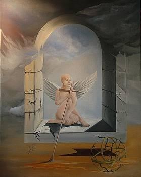 God gives wings by Carlos Godinho