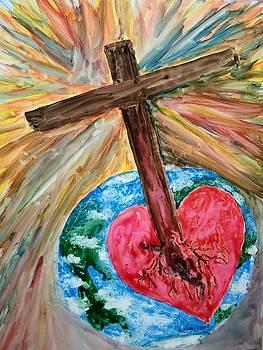 God So Loved The World by B Kathleen Fannin