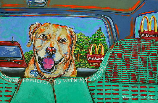 Goin' To Mickey D's With My Peeps by Tami Curtis