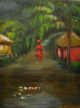Going Home by Carmel Joseph