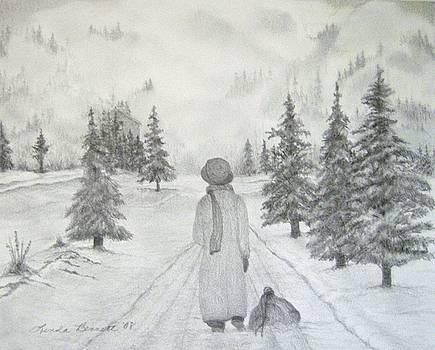 Going Home by Linda Bennett