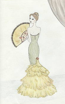 Going to the Ball by Christine Corretti