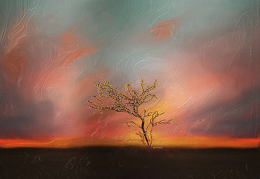 Angela A Stanton - Gold Bearing Tree