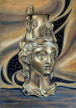 Gold Rhyton from Bulgaria by Stoyanka Ivanova