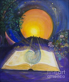 Golden Book by Barbara Klimova