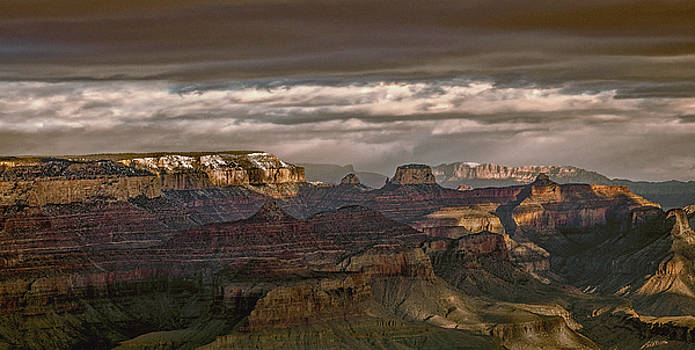 Golden Canyon by Paul Bartell