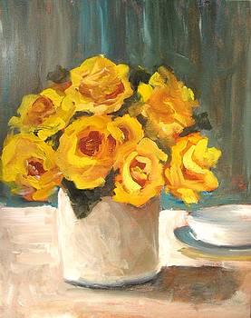 Golden Celebration by Susan E Jones