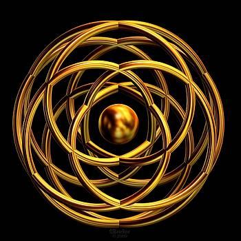 Golden Entwined Desires by Scott  Bricker