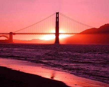 Golden Gate Bridge by Richard Nodine
