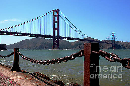 Golden Gate Bridge by Ivete Basso Photography