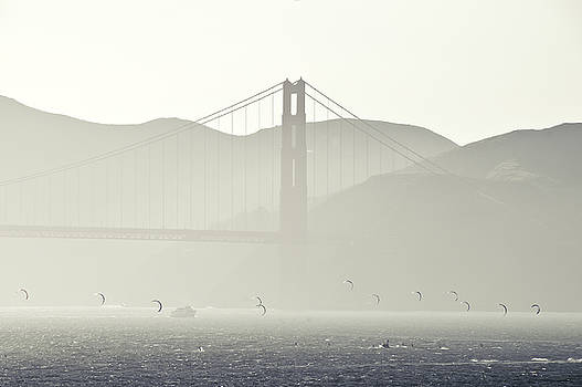 Golden Gate Bridge by Paul Plaine