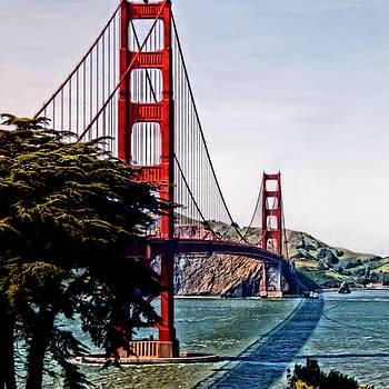 Golden Gate by DJ Florek