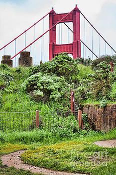 Chuck Kuhn - Golden Gate Green