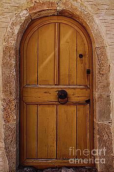 Golden Gateway by Mariola Bitner