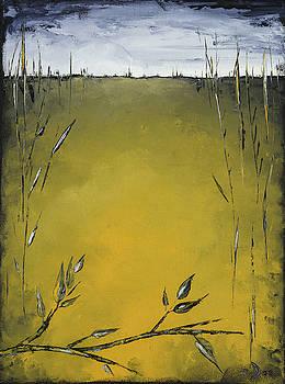 Golden Greens by Carolyn Doe