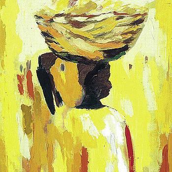 Golden Harvest by Yisa Akinbolaji