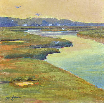 Golden Light by Mary Byrom