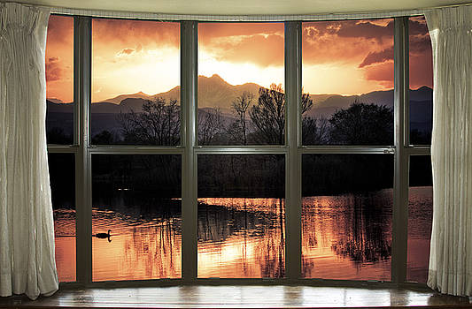 James BO  Insogna - Golden Ponds Bay Window View