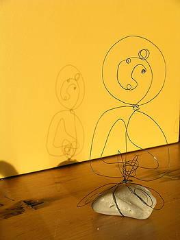 Golden Shadow by Live Wire Spirit