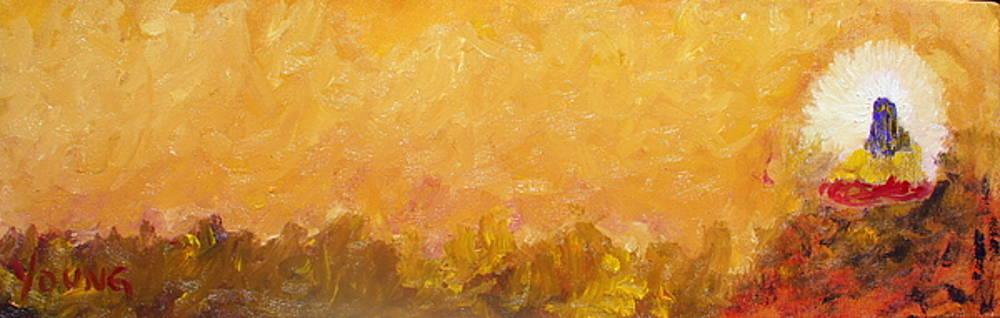 Golden Sky by Ellen Young