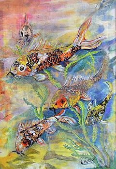 Goldfish by Edith Hardaway