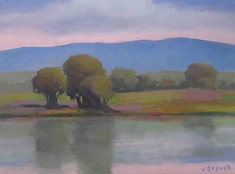 Goleta Estuary by Jennifer Boswell