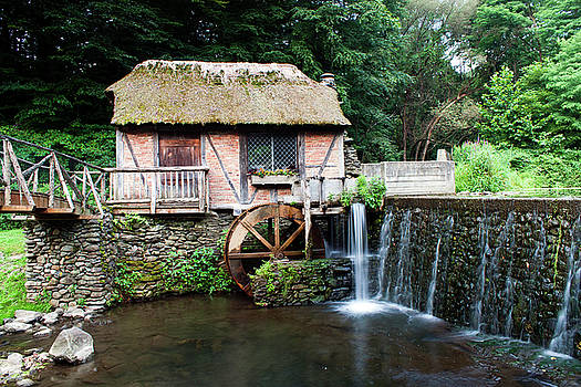 Gomez Mill in Summer #2 by Jeff Severson