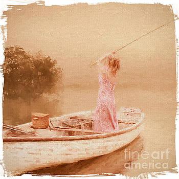 Gone Fishin' by ShabbyChic fine art Photography