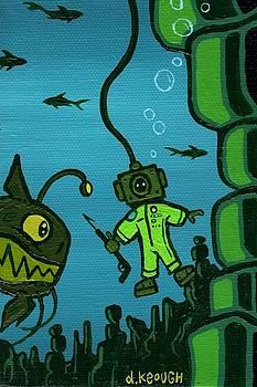 Gone Fish'n by Dan Keough