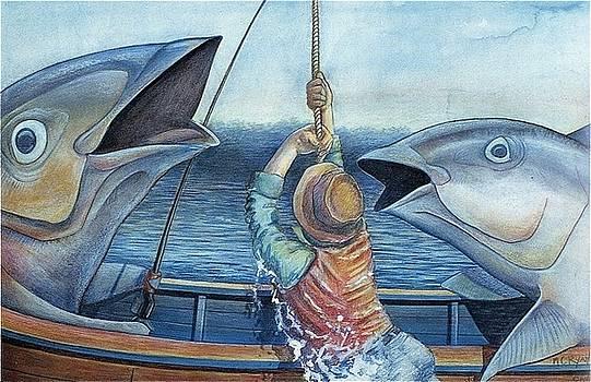 Gone Fish'n by Michael Ryan