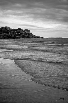 David Gordon - Good Harbor Beach I BW