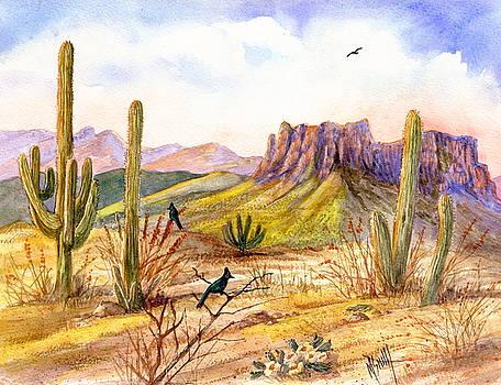 Good Morning Arizona by Marilyn Smith