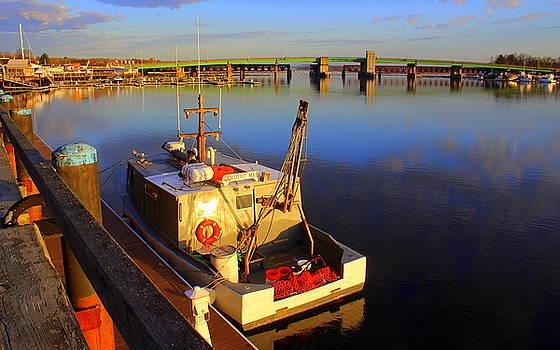 Good Morning Newburyport by Suzanne DeGeorge