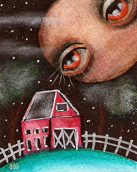 Abril Andrade Griffith - Good night Sweet House