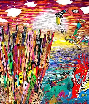 Goodbye Atlantis by Johny Deluna