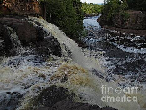 Gooseberry Falls 2 by Barbara Yearty