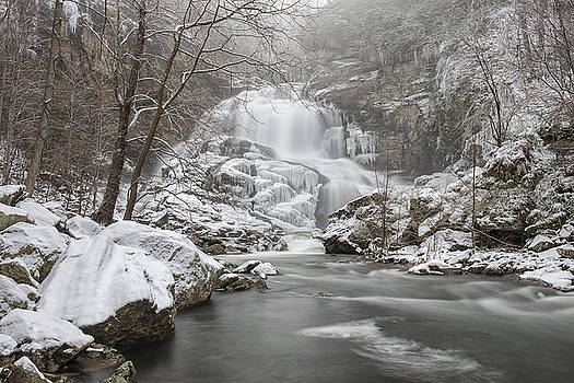 Gorge-ous Winter by Eric Haggart