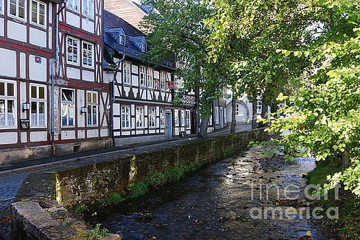 Goslar old town 8 by Rudi Prott