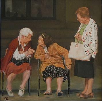 Gossip by George Kramer