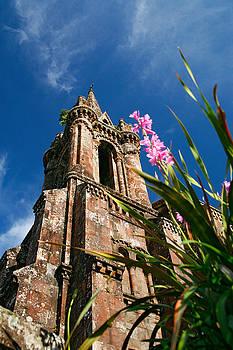 Gaspar Avila - Gothic chapel