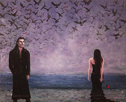 Gothic Romance two Alone Finally by Sean Conlon