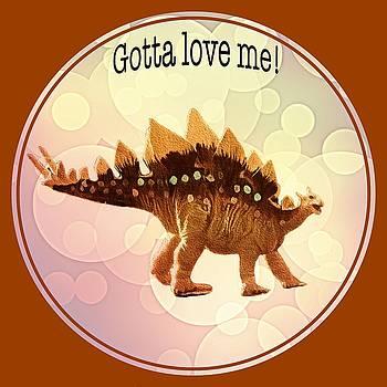 Gotta Love Me by Art OLena