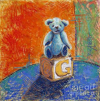 GQ Teddy by Tracy L Teeter