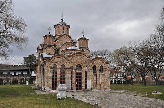 Gracanica Monastery by Aljabakphoto