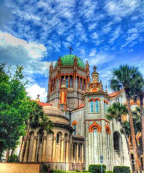 Flagler Memorial Presbyterian Church by Debbi Granruth