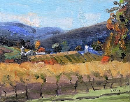 Grace Estate Winery Charlottesville VA by Donna Tuten