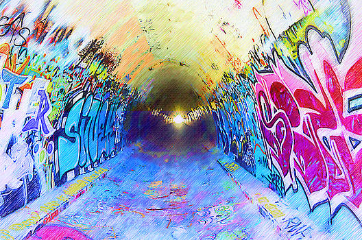 Cindy Nunn - Graffiti Art 25
