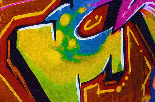 Cindy Nunn - Graffiti Art 31