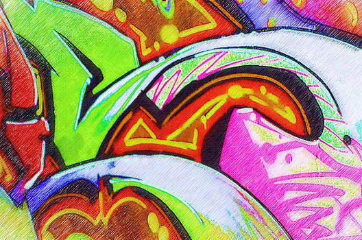 Cindy Nunn - Graffiti Art 32